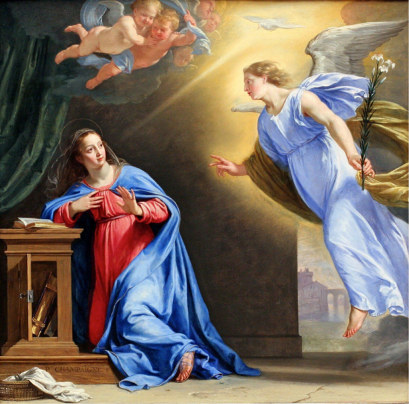 March 27 - Annunciation 2