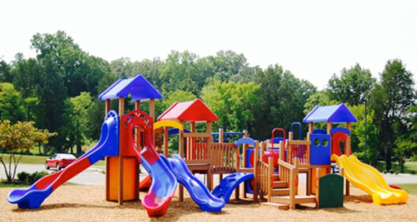 March 29 - playground